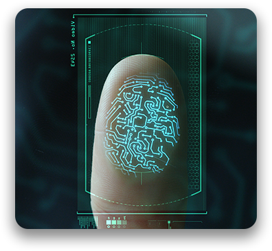 Highly Accurate Tracking with Fingerprint Technology
