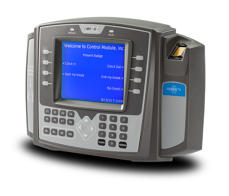 Our Secure Access Control and Attendance Management Solutions Address Today's Most Common Threats and Concerns